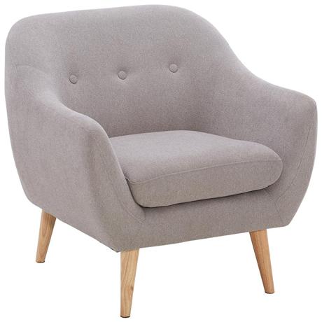 Solo tendrás que pensar en los muebles.