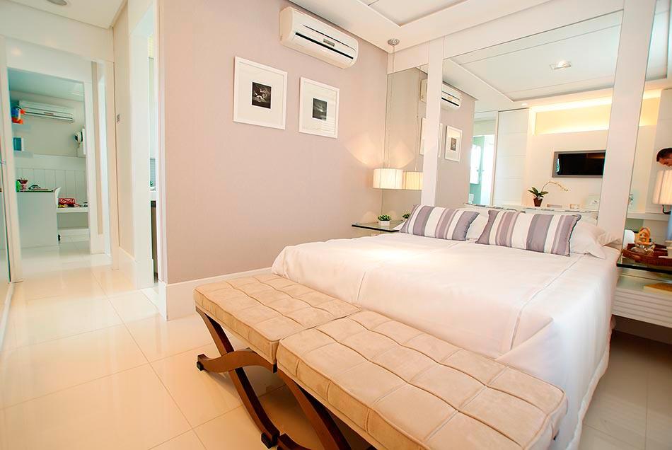 Dormitorio, reforma ejecutada por Muntasil empresa de reformas y albañilería en Granada